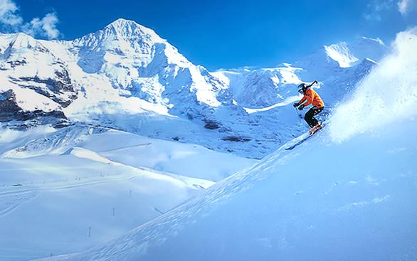 スイススキーツアー、スイス手配旅行:HISチューリヒ支店